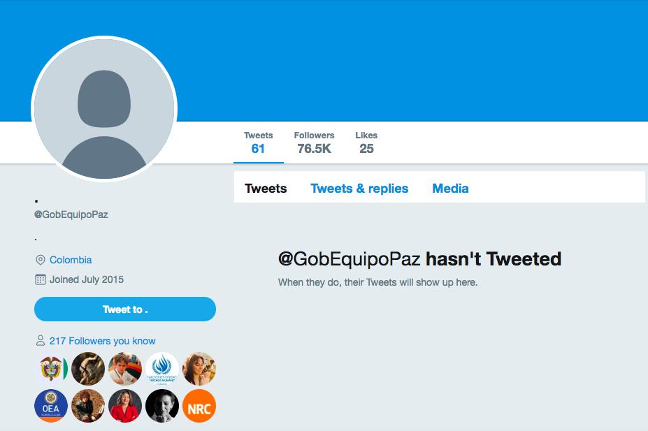 Twitter de GobEquipoPaz