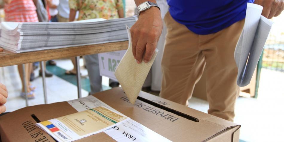 Los departamentos con mayor número de municipios en riesgo electoral son Antioquia, Chocó, Bolívar, Sucre, Nariño, Norte de Santander, Cundinamarca, Cauca, La Guajira, Meta y Valle del Cauca.