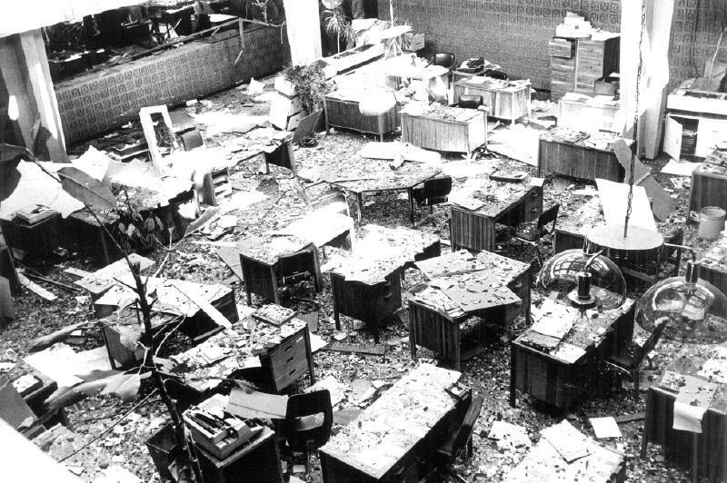 El bombazo a El Espectador representó la declaración de guerra por parte del Cartel de Medellín.
