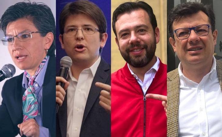 Promesas educativas de candidatos a Alcaldía de Bogotá