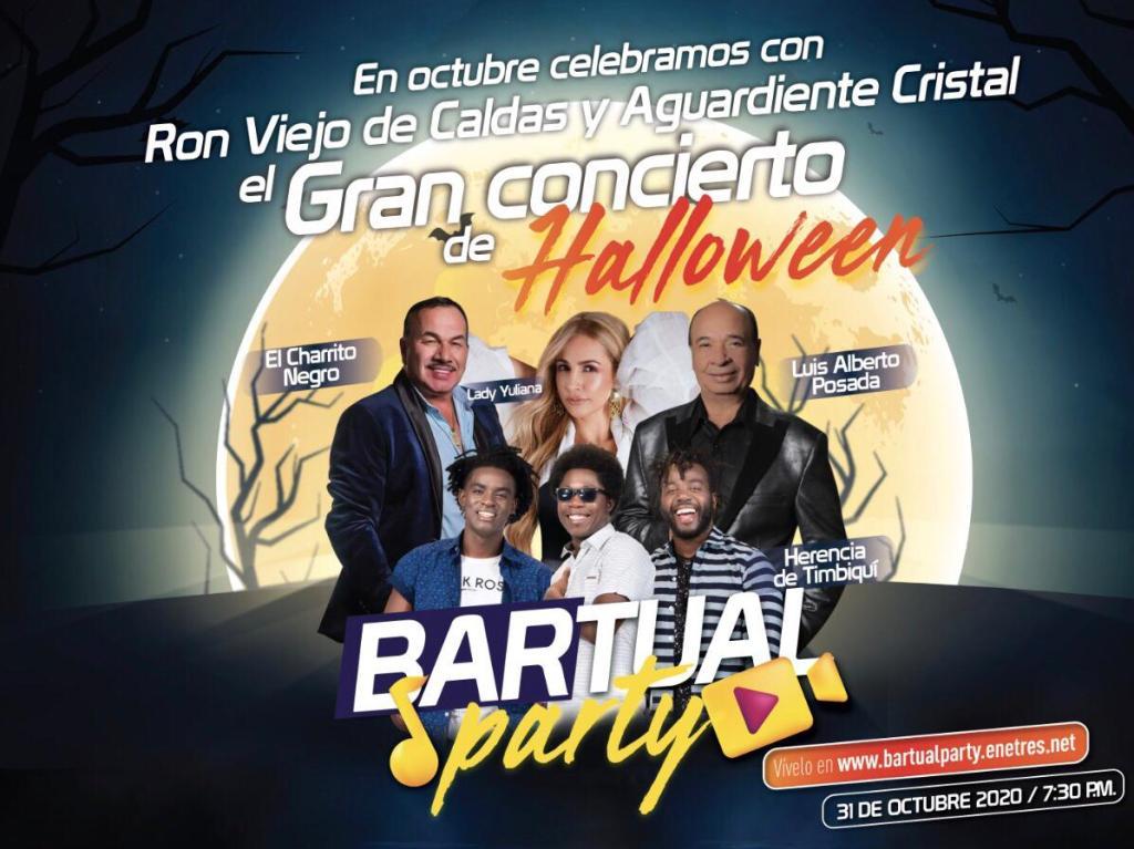 ILC realiza concierto virtual para celebrar Halloween de manera segura