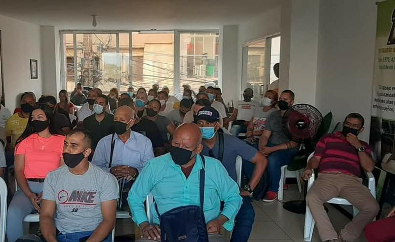 """""""Mineros de Antioquia piden no aprobar el Proyecto de Ley 059 de 2020 que cursa en el Senado"""""""